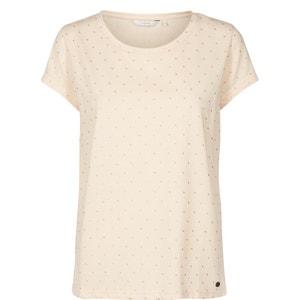 Iridescent Polka Dot Print T-Shirt NUMPH