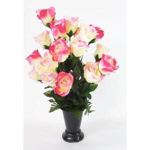 Rose artificielle la redoute - Rosier miniature exterieur ...