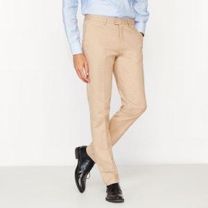 Pantalon de costume coupe slim La Redoute Collections