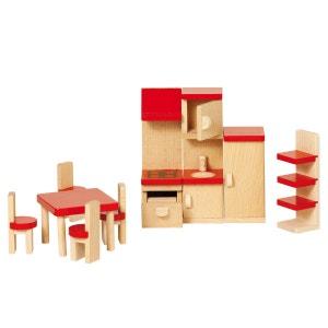 Maison de poupées : Mobilier cuisine GOKI