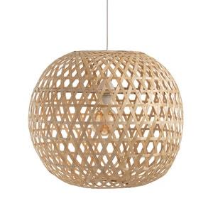 Cordo Woven Bamboo Globe Pendant Shade