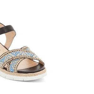Sandalias de piel Paulti PARE GABIA