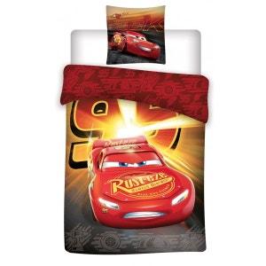 Cars Disney Rust-Eze - Parure de Lit Enfant - Housse de Couette DISNEY CARS