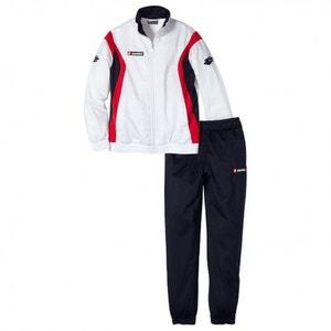 Survêtement Suit Stars Cuff White/Navy/Flame Jr LOTTO