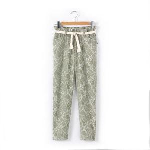 Wzorzyste spodnie LE TEMPS DES CERISES