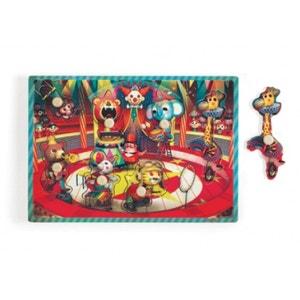 Puzzle musical Le Cirque Zapatta JANOD