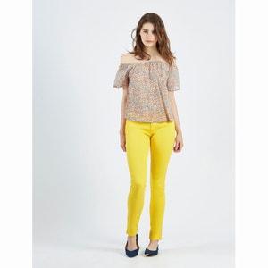 Blusa Melon con estampado multicolor COMPANIA FANTASTICA