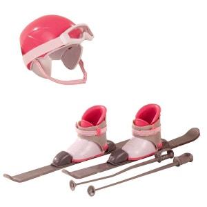 Accessoires pour poupées de 45 cm : Set de ski GOTZ