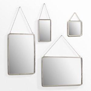 Miroir rect. petite taille L17,5 cm, Barbier AM.PM.