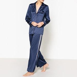 Pijama camisero La Redoute Collections
