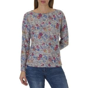 Sweatshirt avec manches longues BETTY BARCLAY