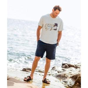 Cotton Bermuda Shorts CASTALUNA FOR MEN image
