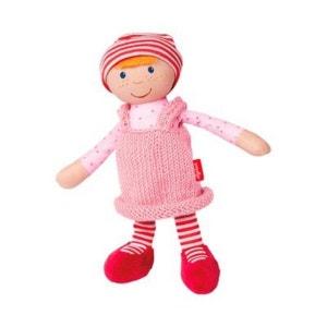 SIGIKID La poupée en tissu sigidolly poupée bébé poupée enfant SIGIKID