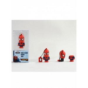 Les Bagagistes Clé USB 3D - SPIDERMAN LES BAGAGISTES