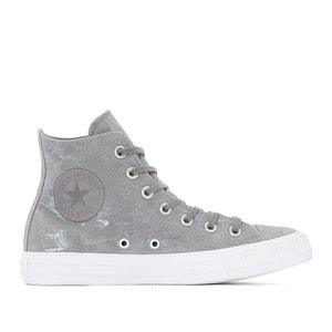 Hoge sneakers CTAS Shimmer Suede Hi CONVERSE