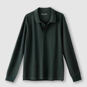 Koszulka polo z długimi rękawami z piki R essentiel