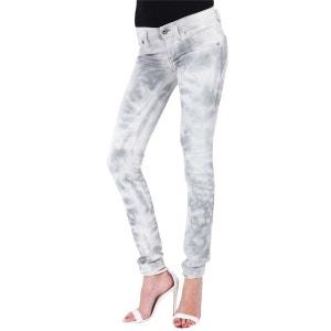 Jeans Silver Freesoul Gris Delave FREE SOUL