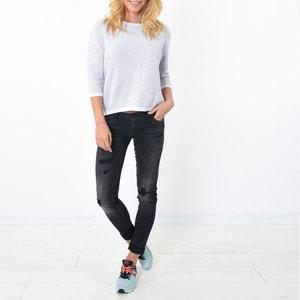 Pullover, runder Ausschnitt, Baumwolle KAPORAL 5