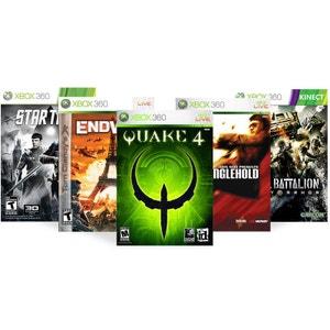 Pack 5 jeux d'action - Xbox 360 NONAME