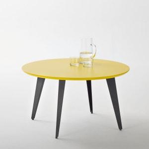 Table basse ronde vintage, Watford La Redoute Interieurs