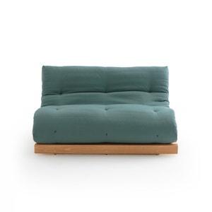 Colchón tipo futón de algodón para banco THAÏ
