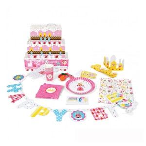Set Happy Birthday - Set Princess JANOD