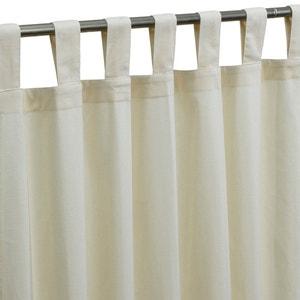 Cortinas visillos y estores la redoute - Hacer cortinas con trabillas ...