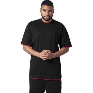 Urban Classics Tee shirt homme grande taille Noir URBAN CLASSICS