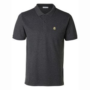 Poloshirt, Baumwolle SELECTED