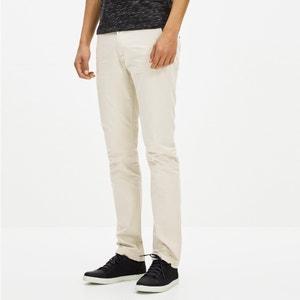 Calças Pantalon slack em algodão stretch GOLAKE CELIO