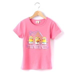 T-shirt Os Mínimos LES MINIONS