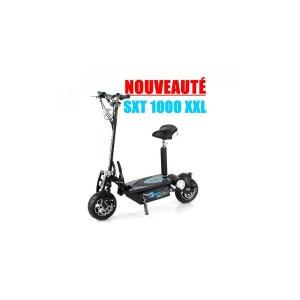 Trottinette électrique SXT Scooter 1600 XXL 1600w Brushless Noire Lithium Li-ion 48V/30Ah SXT SCOOTER
