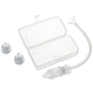 Mouche bébé double filtre avec boîte de transport + 2embouts jetables NUK