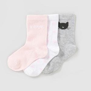 Paire de chaussettes (lot de 3) R mini