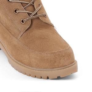 Boots met gevoerde instap, 26-39 La Redoute Collections