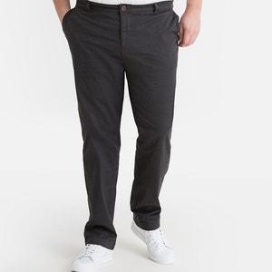 Chino stretch broek L.1 (kleiner dan 1m87)