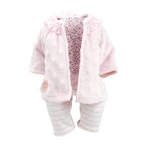 Vêtements pour poupée de 36 cm : Lila PETITCOLLIN