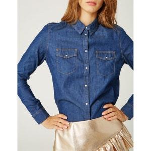 chemise en jean  brut JENNYFER