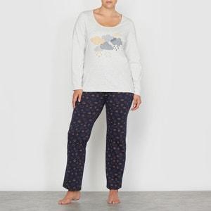 Pyjama in tricot CASTALUNA