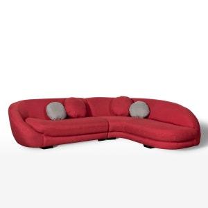Canapé d'angle design, droit ou gauche, Brett La Redoute Interieurs