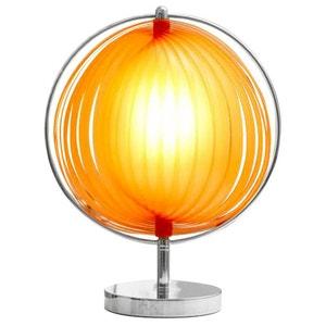 Lampe de bureau chromé NINA SMALL chromé Kokoon Design TL00070CH KOKOON DESIGN