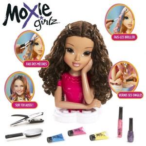 Tête à coiffer : Moxie girls Magic Hair : Sophina GIOCHI PREZIOSI