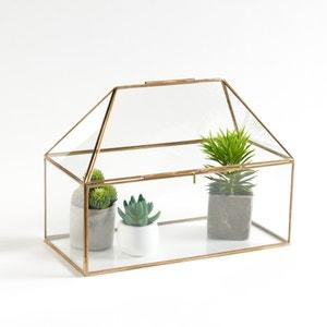 Serre in glas en nikkel Uyova La Redoute Interieurs