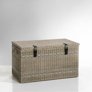 Koffer in rotan, Semra La Redoute Interieurs