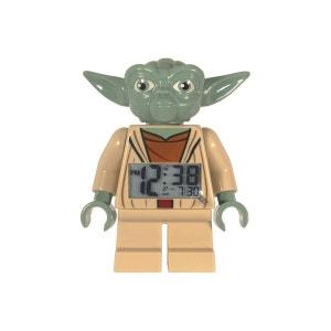 Réveil LEGO Yoda LEGO