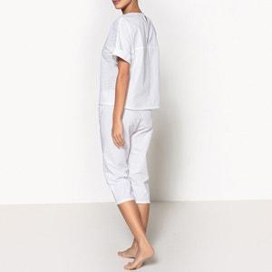 Pijama em puro algodão La Redoute Collections