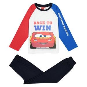 Piżama dwuczęściowa  2 - 8 lat CARS