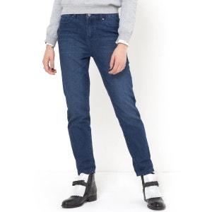 Jeans boyfriend puro algodão SOFT GREY