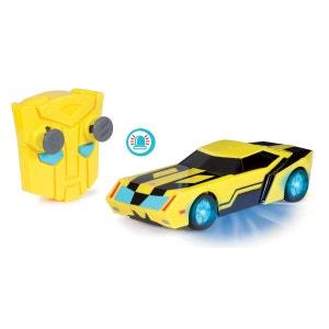 Voiture radiocommandée Transformers : Bumblebee 1/24 MAJORETTE