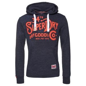 Sweat à capuche NYC Goods Co. SUPERDRY
